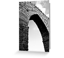 Ireland in Mono: Waiting For You Greeting Card