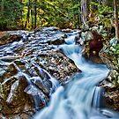Basin Falls III by Katherine Murray