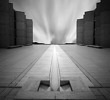 Salk Institute by jswolfphoto