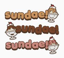 Sundae! Sundae! Sundae! Kids Clothes