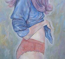 Untitled or Lil' Girl by brettisagirl