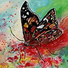 Wings of Passion - Butterfly by Robin Monroe