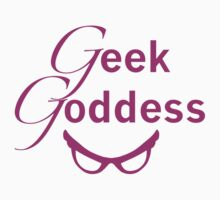 Geek Goddess by uberfrau