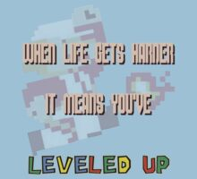 Leveling Up by Marconi Rebus