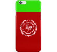 Sriracha Hot Hot Hot Sauce iPhone Case/Skin