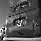 Coolflo Vintage van by Tony Hadfield