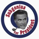 Subgenius For President by Synastone
