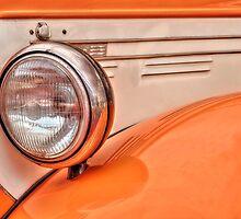 Vintage Car #2 by Prasad