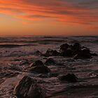 West Coast Sunset by joergilmaz