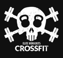 Crossfit skull (I) by neizan