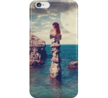 Where the silence has lease iPhone Case/Skin