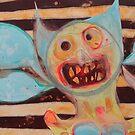 Monster Teeth by lacey lee