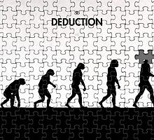 99 Steps of Progress - Deduction by maentis