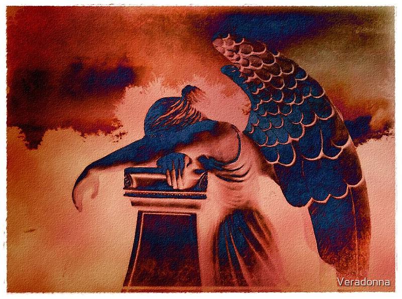 ~ Angelus Lacrumosus ~ by Alexandra  Lexx