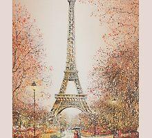 Paris Art by Gouzelka