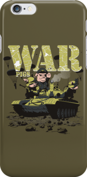 WAR PIGS by Adams Pinto