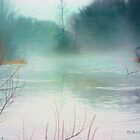 Mystical Mill Pond by Paul Ewing