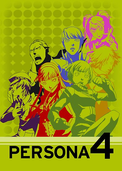 Persona 4 by UngratefulDead