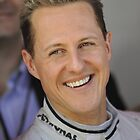Michael Schumacher 2010 by SHUTTERBLADE