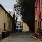 Alleyway in Port Adelaide by Glynn Jackson