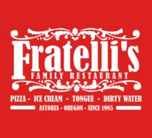 The Goonies - Fratelli's Restaurant by metacortex
