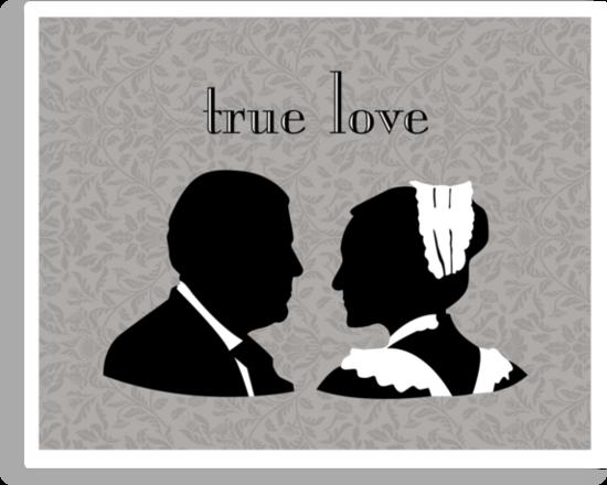 Anna and Bates true love by earlofgrantham