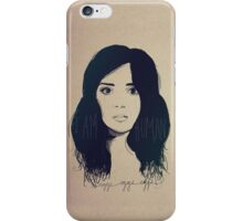 I am Human iPhone Case/Skin