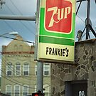 Frankie's Tavern, Binghamton, New York by Frank Romeo