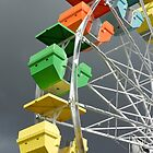 Mulligan Wheel by Heather Crough