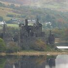 Kilchurn Castle by FrancesArt