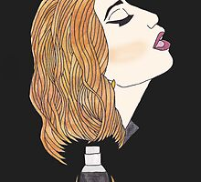 Lady Gaga: Fame  [iPhone / iPod case / Print] by swelldame