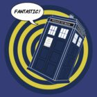 Tardis Fantastic (Comics) by ixrid