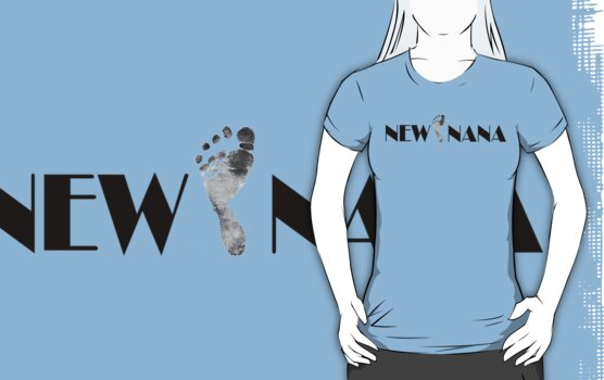 New Nana by FamilyT-Shirts