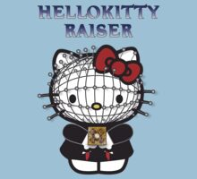 Helloraiser Kitty by hollie13