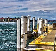 Docks by AHakir