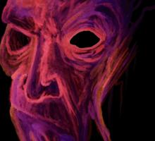 Evil Spirit Sticker