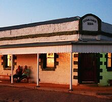 Birdsville Hotel, Queensland by Tim Coleman