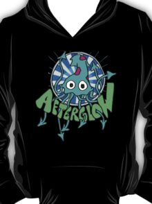 Afterglow Apparel - Squid - Green Text T-Shirt