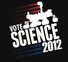Vote Science by HereticWear