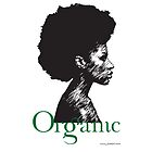 Organic Woman Case by jlynnart
