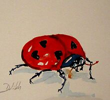 Love Bug by artbydelilah