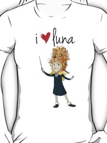 I Love Luna T-Shirt