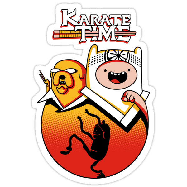 Karate Time by Olipop