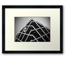 One Shelley Street Sydney Australia - I Framed Print