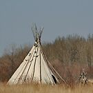 TeePee in Winnipeg by AnnDixon