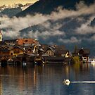 Good Mornong Hallstatt by arthit somsakul