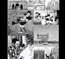 Walt Disney by live-the-disney