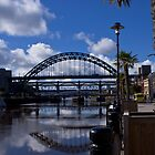 Newcastle Quayside by Stuffy1940