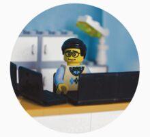 Lego geek by designholic