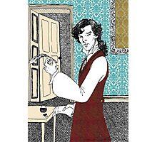 Libertine Sherlock  Photographic Print